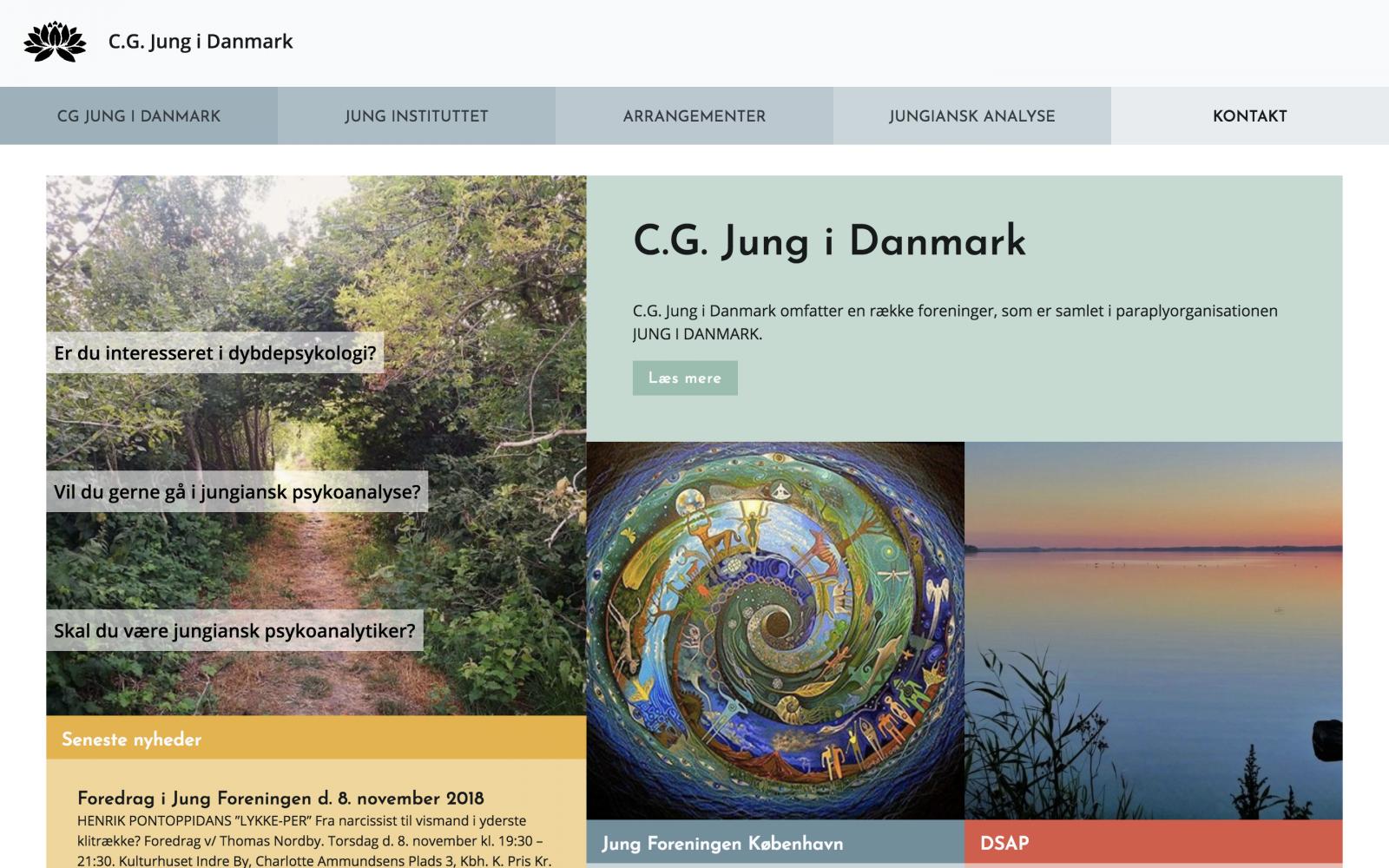 cg-jung.dk - desktop version