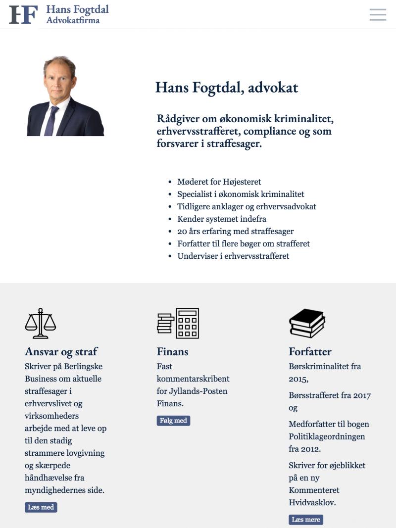 hflaw.dk - desktop version.