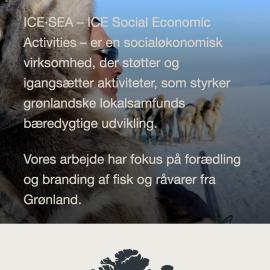 icesea.dk - smartphone version.
