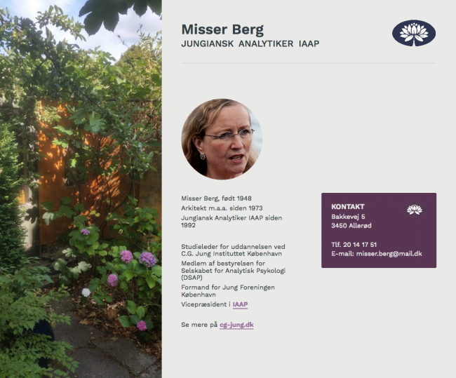 misserberg.dk - screenshot