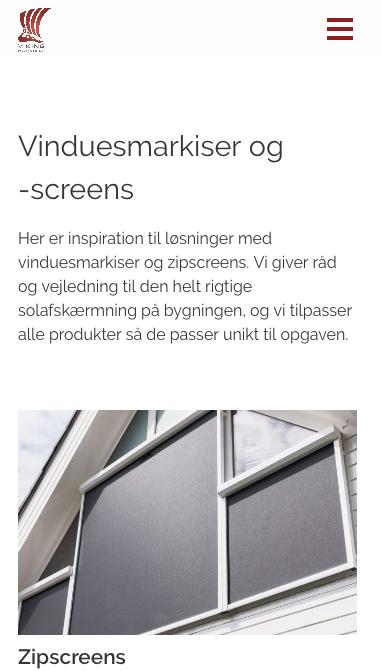 vikingmarkiser.dk - smartphone version.